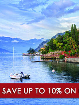 Save up to 10% on Italy Escorted Tours