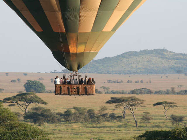 Kenya – up and close with the wilderness!