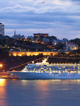 'Gift of Luxury': Book a Crystal Cruise by December 15th for Savings