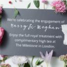 Celebrate the Royal Wedding with 10% off Trafalgar London Tours