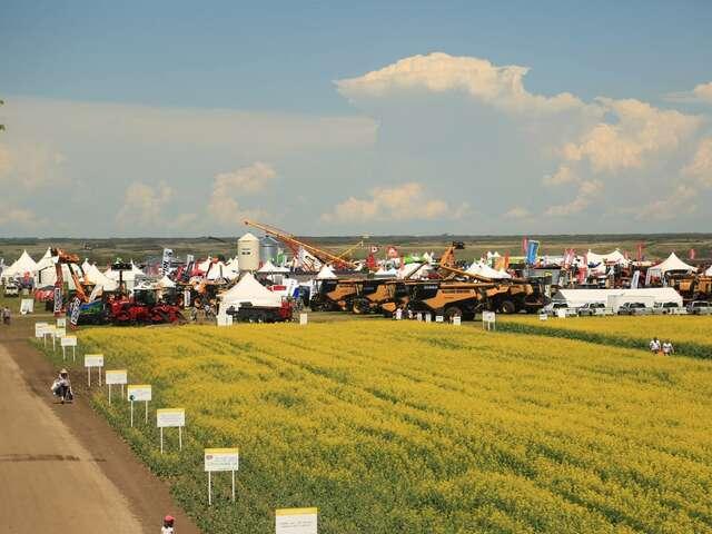 Alberta & Saskatchewan Farm Tour