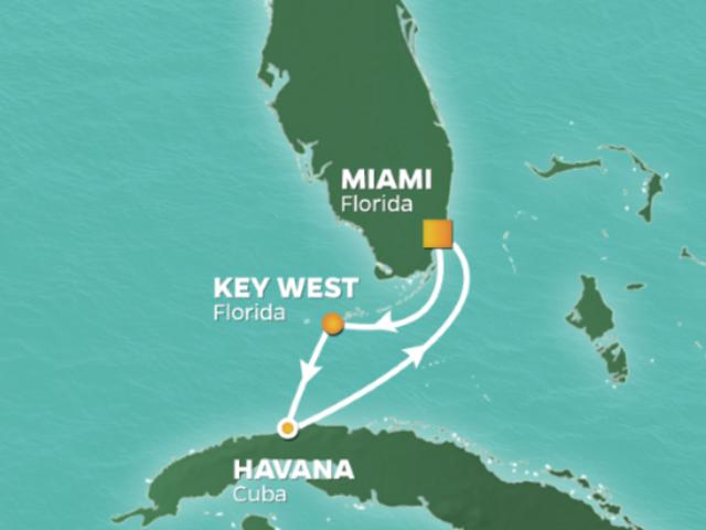3-Night Miami & 4-Night Havana CME Cruise March 18 - 25, 2019
