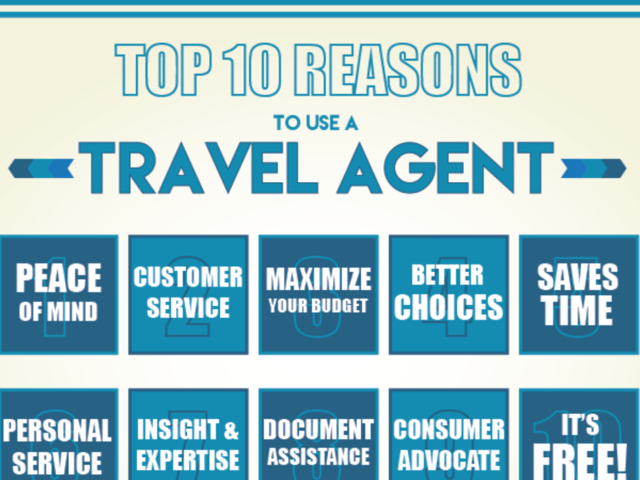 Why use a Travel Advisor you Ask ?