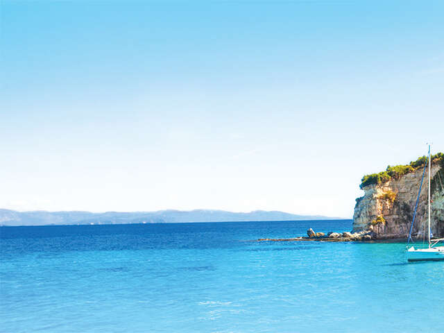 SAVE $700 on Island hopping in Greece