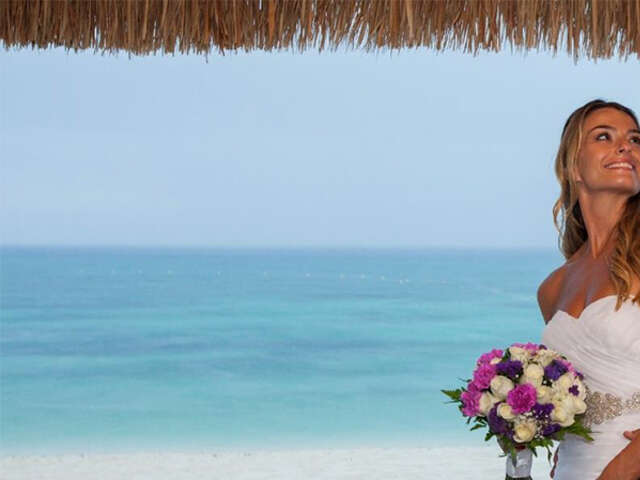 2018 rates for 2019 Wedding Packages with Barcelo