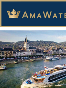 Save up to $1000 on New 2018 AmaWaterways Rhine & Moselle River Cruises
