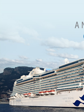 Princess Cruises' Anniversary Sale