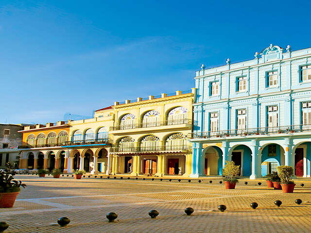 8-DAY Cuban Splendor with Transat