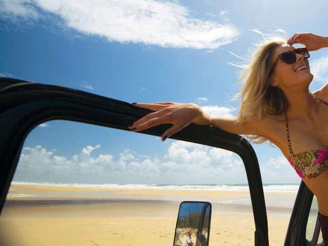 The Sun Seeker (Start Surfers Paradise) (Start Surfers Paradise, end Cairns)
