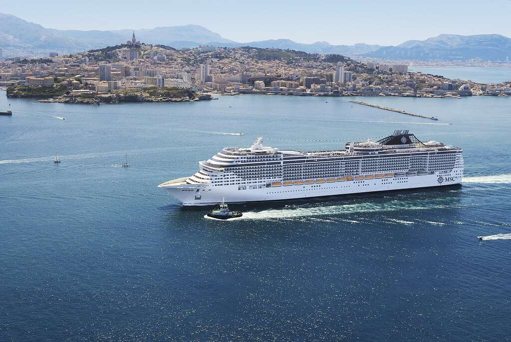 Your Escape Awaits with MSC Cruises