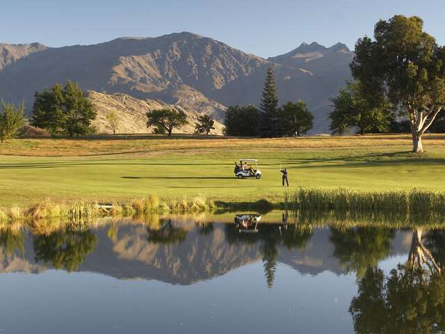 What is the Top Golf Travel Destination in the Asia Pacific Region?