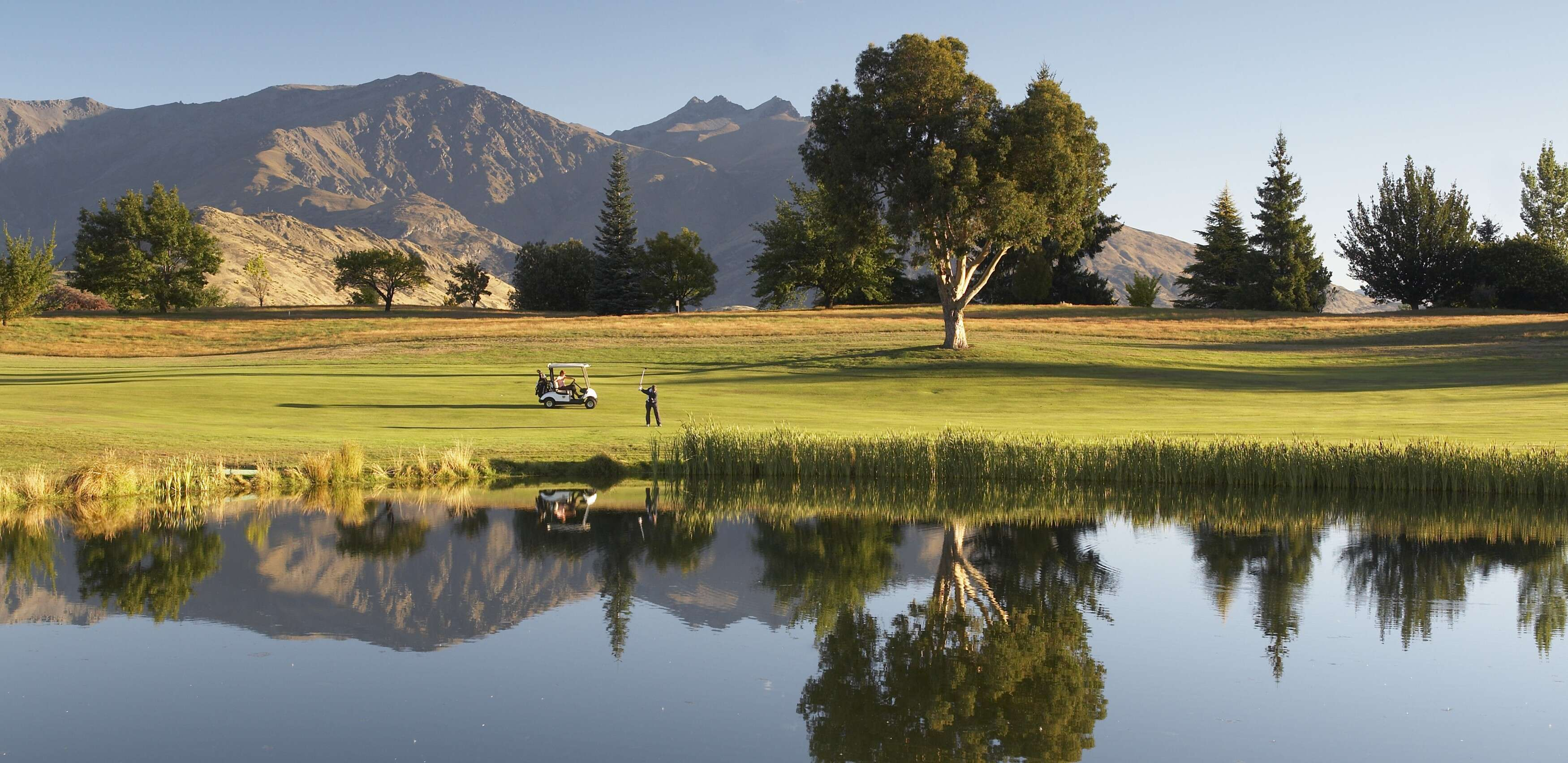 Golf Tour Operators New Zealand