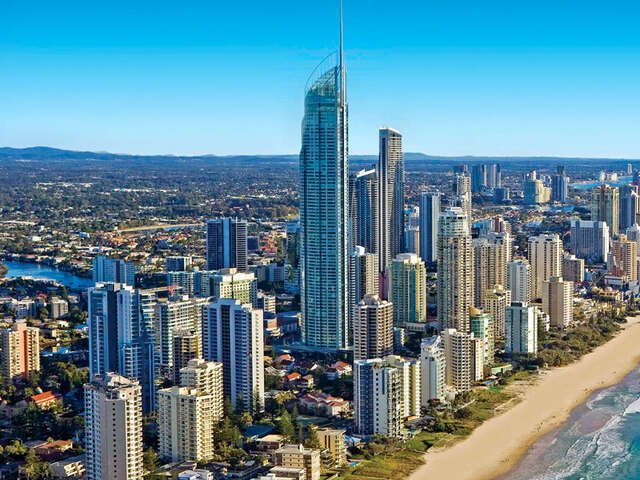 Travel2 - Get a Free night in the the Heart of the Gold Coast