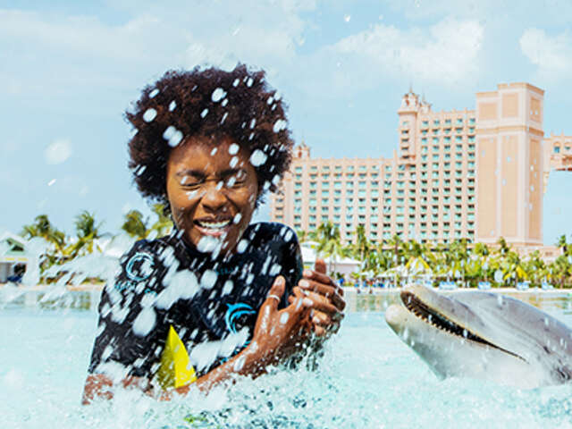 Travel Impressions - Receive resort credit at Atlantis, Paradise Island!