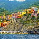 Cinque Terre and Portofino Walk