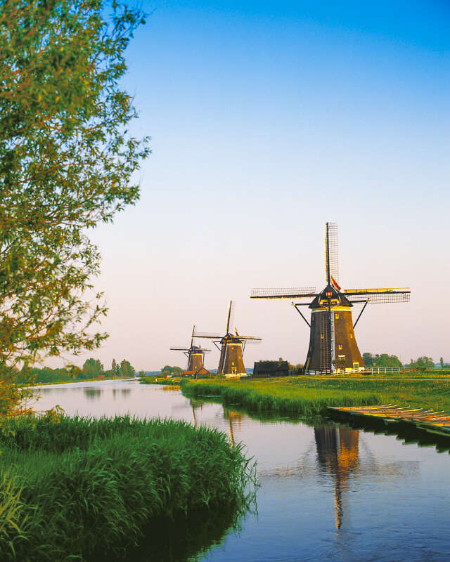 Kinderdijk - Amsterdam