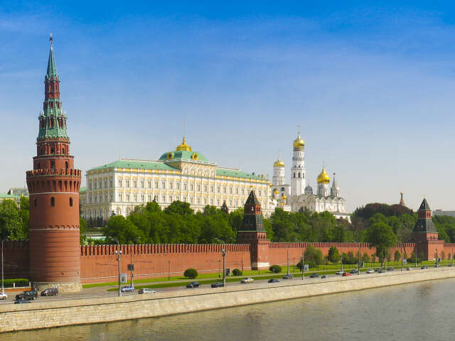 Kremlin Tour - Moscow Canal