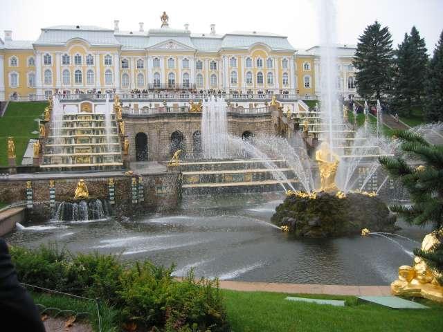 St. Petersburg - Free Time