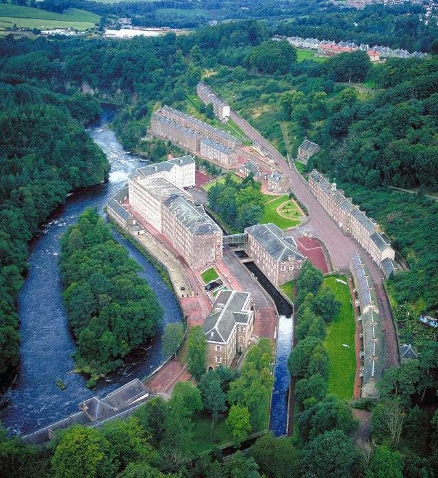 New Lanark - Windermere