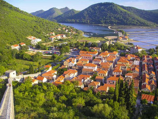 Mali Ston - Dubrovnik