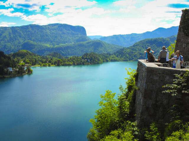Vintgar Gorge - Bled Castle