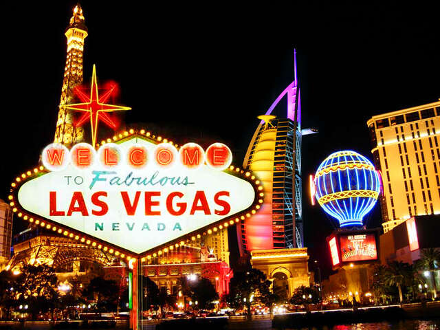 Sandy's Guide to Las Vegas