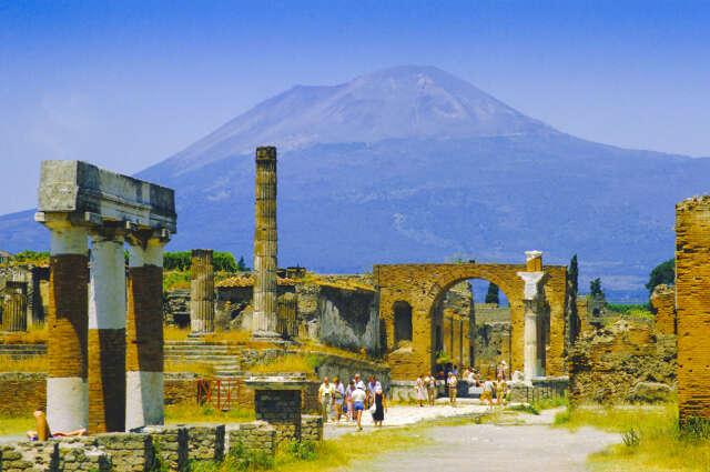 Pompeii - Amalfi Coast