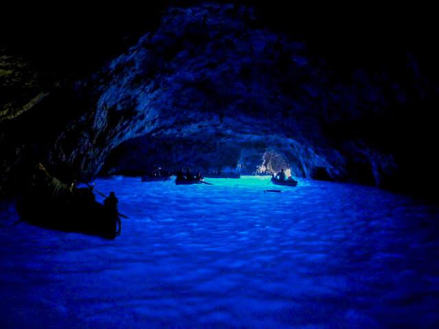 Capri - Blue Grotto