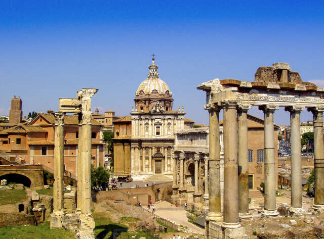 To Rome - Ancient Rome