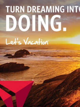 Delta Vacation - Experience Anywhere Sale, last week to SAVE!