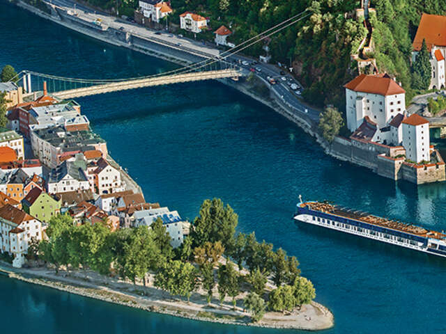 SAVE $1,500 per stateroom with AmaWaterways