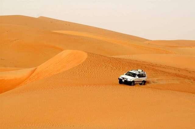 Old Dubai - Sundowner Safari
