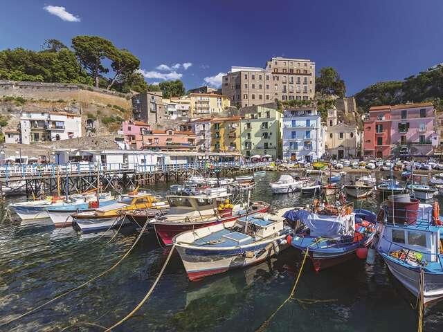Avanti - Splendors of Southern Italy