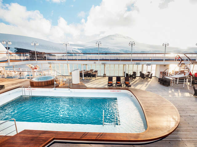 Silversea - Receive $1,000 onboard credit and more!