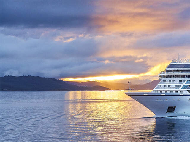 NEW! South America and The Chilean Fjords from $8,999 with Viking Ocean