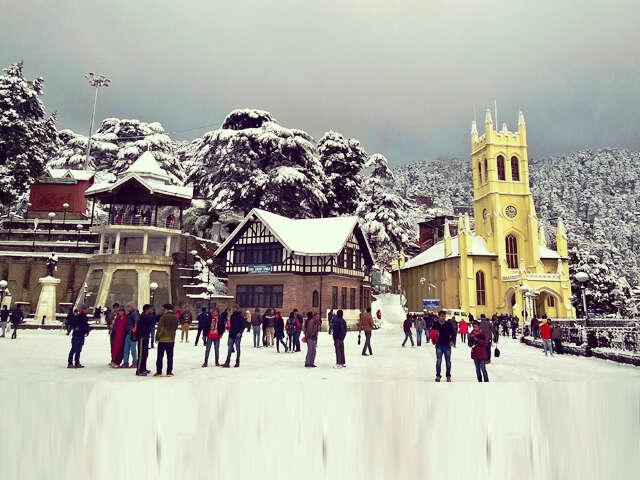 Scenic Shimla, Manali