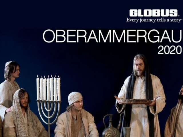 Grand Catholic Italy and Oberammergau 2020 Escorted Tour
