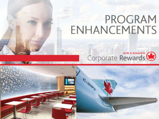 Air Canada Corporate Rewards