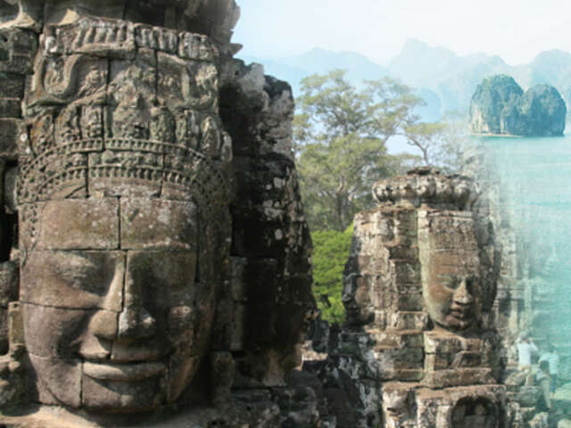 SAVE $150 per couple on Vietnam & Cambodia with Tourcan Vacations