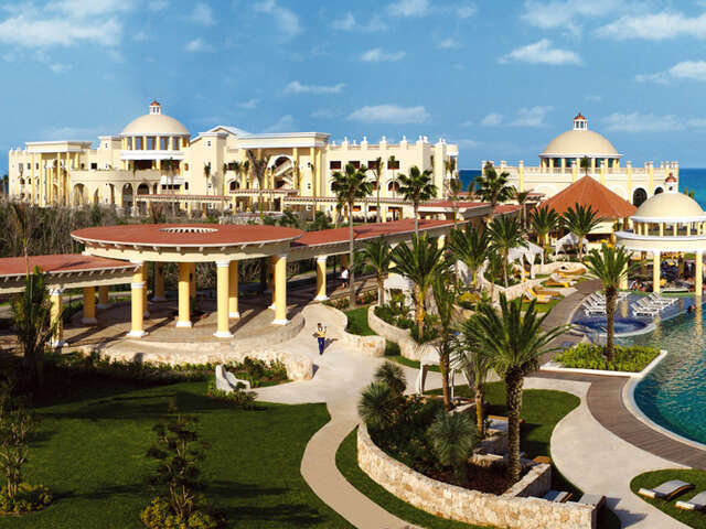 Up to $800 in resort coupons at select IBEROSTAR Hotels & Resorts