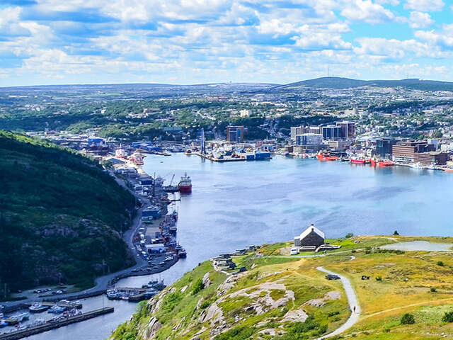 SAVE 5% on Newfoundland and Labrador with Globus
