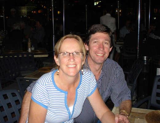 Dr Aubrey & Elsie Botha