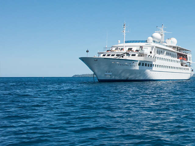 SAVE up to $1,000 USD per suite with Crystal Cruises