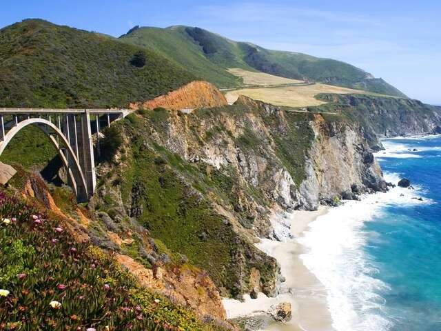 Pacific Coast Adventure