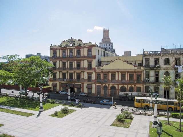 Partagas Cigar Factory-Havana