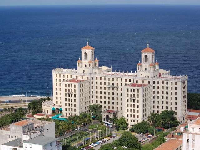 Hotel Nacional de Cuba Havana