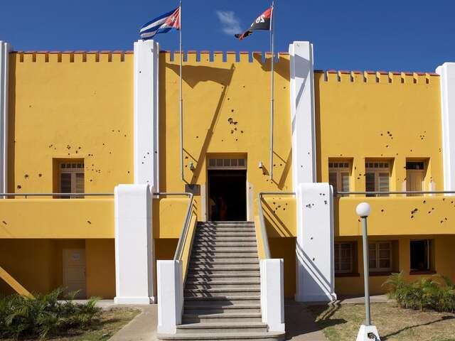 Moncada Barracks Santiago