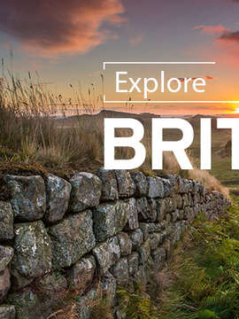 Explore Britain by Rail