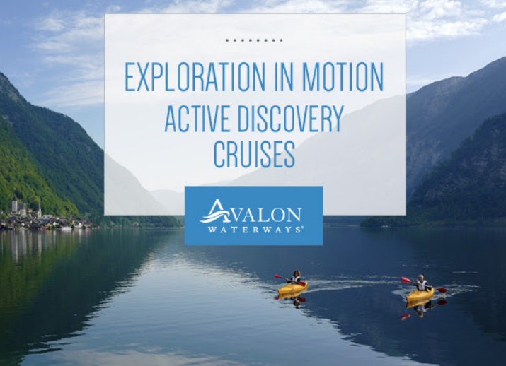 Exclusive! Save $250 on a Avalon Waterways Active Discovery River Cruise