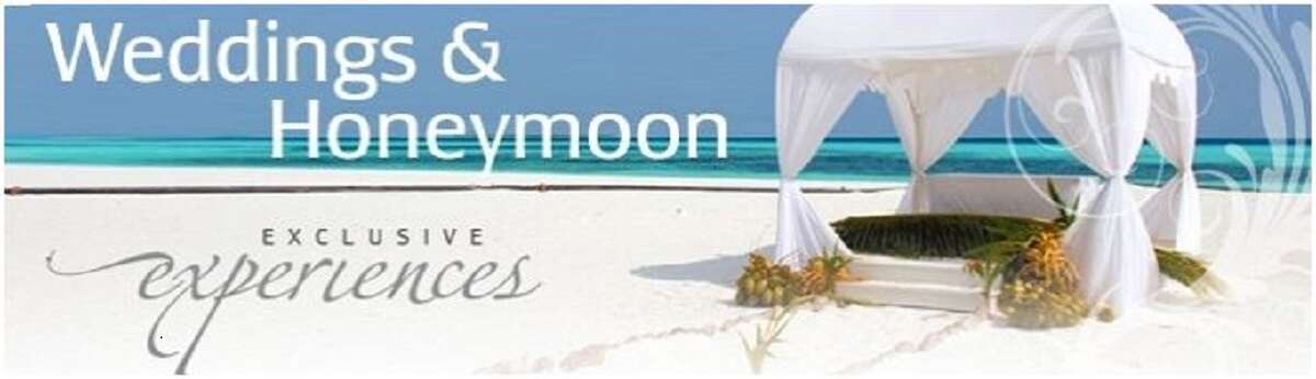 Weddings Exclusive Experiences - Web Front  Page Photo